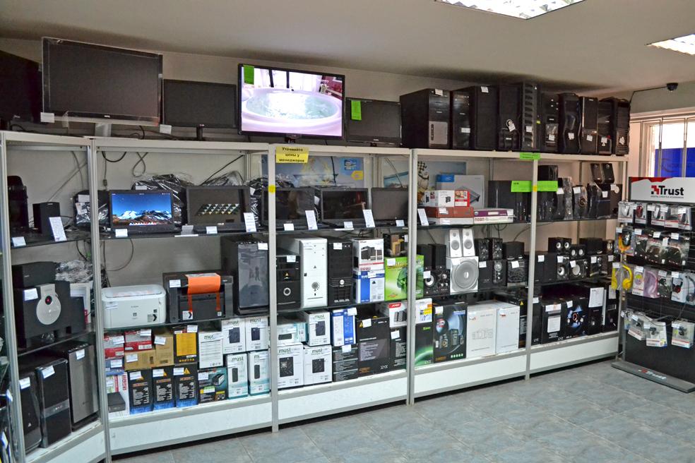 «МегаБайт» магазин компьютерной техники