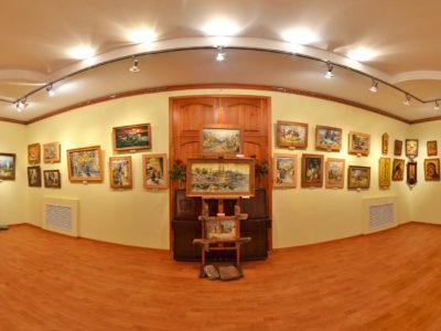 Виставка живопису, акварелі та іконографії художника – Марка Дмитровича Продана