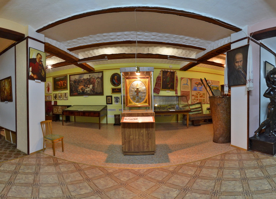 Музей Никополь