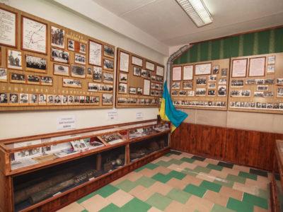 Школьный музей военной истории, СШ №8