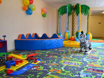 ЛАДУШКИ — детская игровая комната