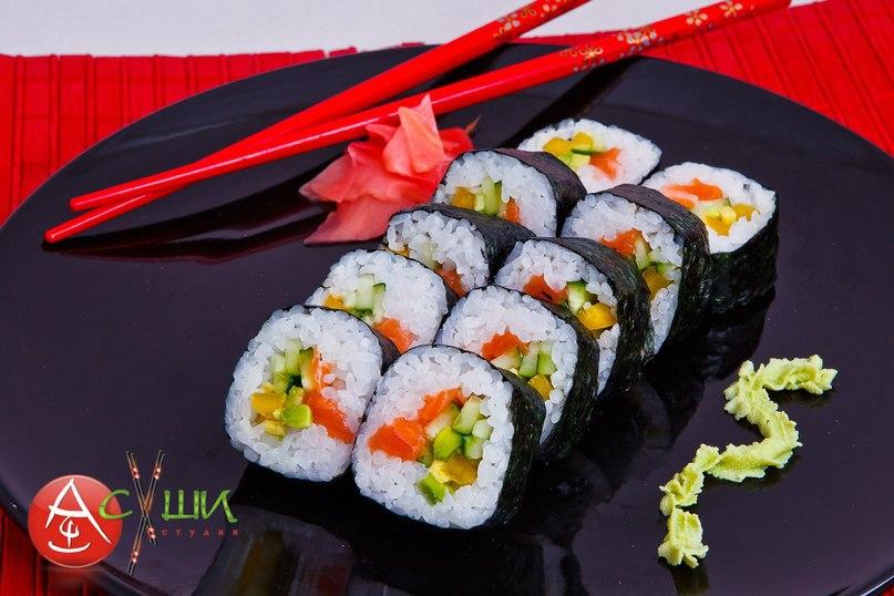 Доставка суши в Никополе