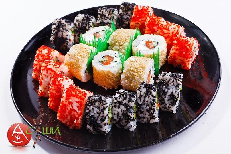 Суши для компании