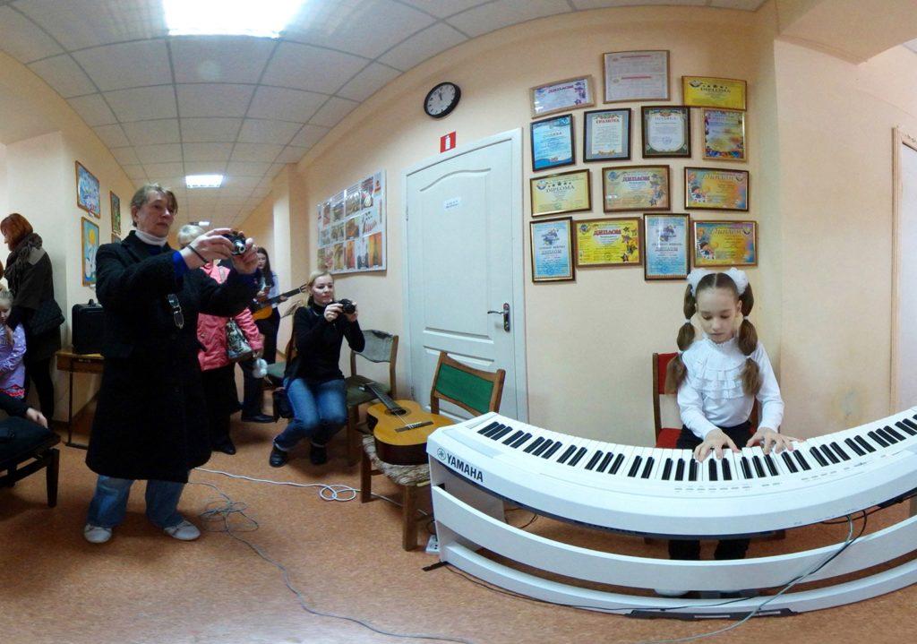 Нікопольська школа мистецтв