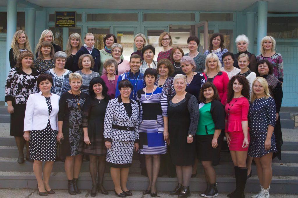 Вчителі школи