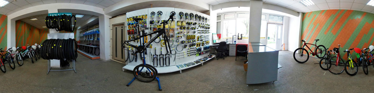 Веломагазин «Bike&Service»