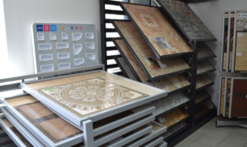 Сеть магазинов Империя керамики