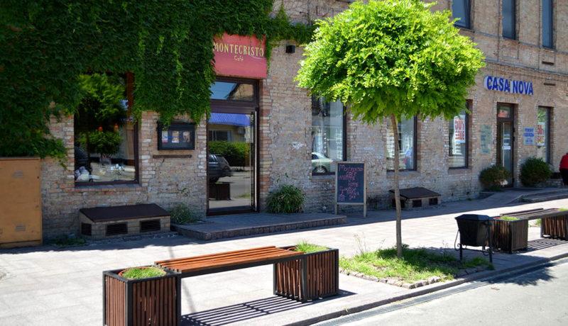 Кафе Montecristo (Монтекристо)