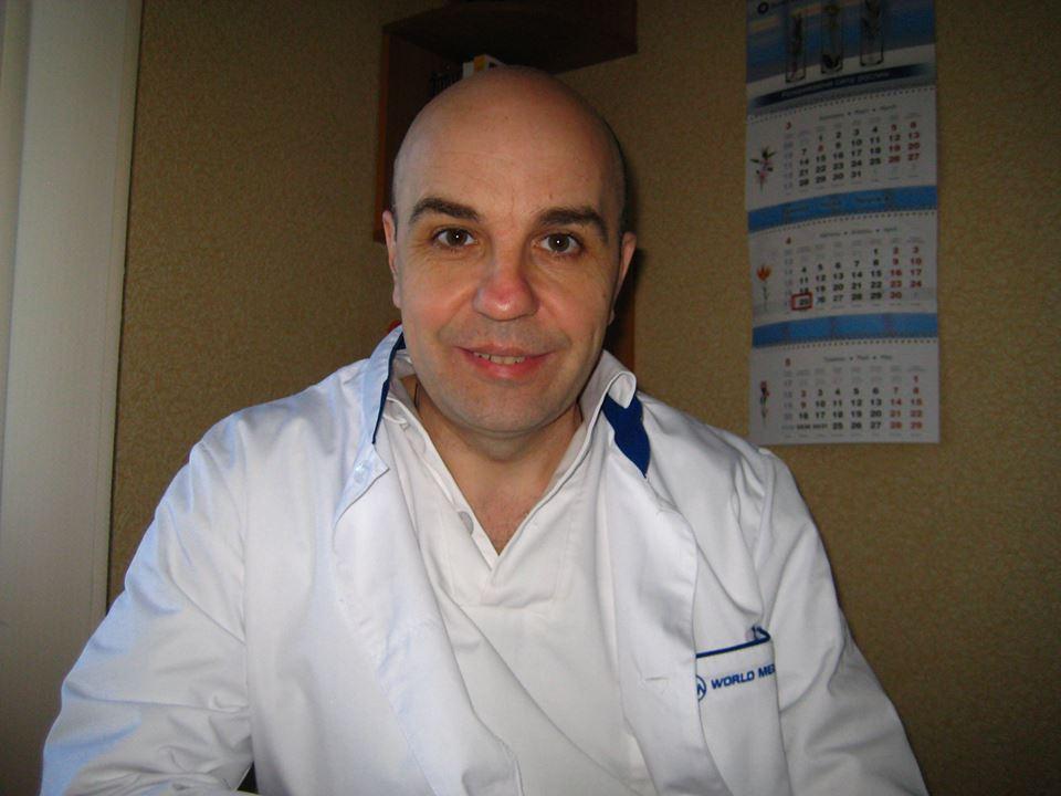 уролог Никополь врач Линский Игорь