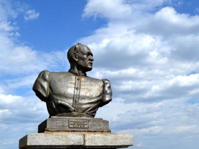 Могила кошевого отамана Войска Запорожского Ивана Сирко