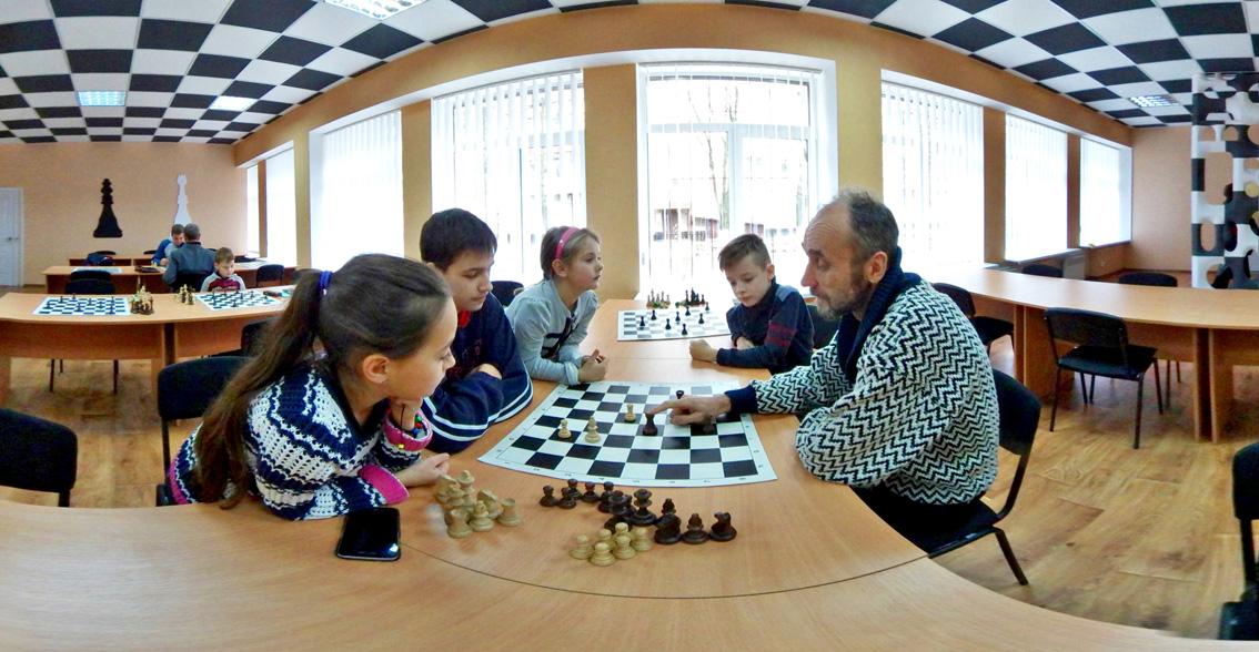 Шахматный клуб - Никополь