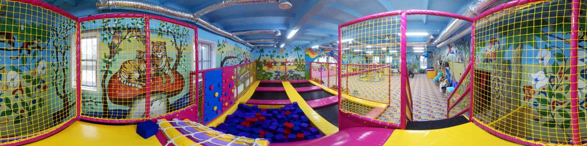Kinder City – детский развлекательный центр
