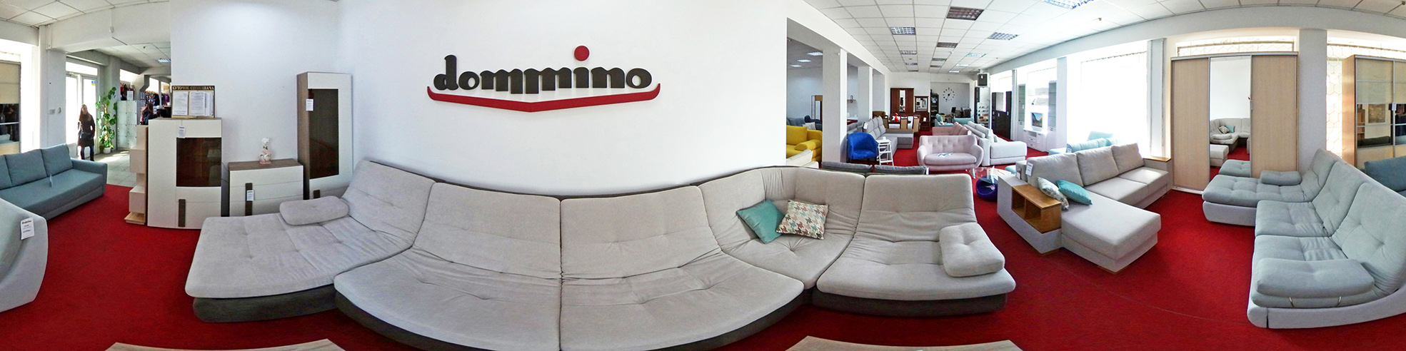 DOMMINO – фирменный салон мебели